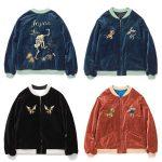 RADIALL(ラディアル)スポットアイテムのスーベニアジャケットのカラーリングがおもしろい