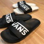【VANS SURF/バンズ サーフ】新作サンダル SLIDE-ON 入荷!!