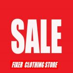 【2018 SUMMER SALE】7/10(火)~  AT FIXER CLOTING STORE