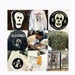11/3(土),11/4(日) SCUMBOY TATOO & ART EXHIBITION at 80ギャラリースペース