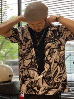 COOTIE PRODUCTIONS新作アロハシャツ「Tijuana S/S Shirt」を使ったスタイルコーデ
