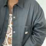【COOTIE PRODUCTIONS / クーティープロダクションズ】 Print Crewneck Sweatshirt (BANDANA) スタイルコーディネート