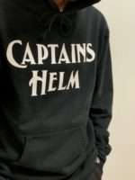 【CAPTAINS HELM / キャプテンヘルム】BIG LOGO AUTHENTIC HOODIEスタイルコーディネート