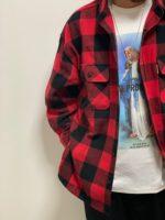 【COOTIE / クーティー】Buffalo CPO Jacket スタイルコーディネート