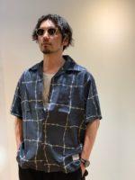 【FIXERが提案するこの夏オススメの開襟シャツの着用方法】
