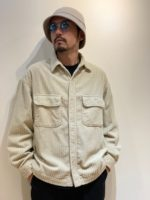 【COOTIE / クーティ】Random Corduroy CPO Shirtのご紹介