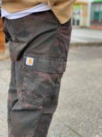 【CARHARTT WIP / カーハート WIP】注目のカーゴパンツ!! Aviation Pantのご紹介
