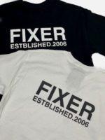 【FIXER  / フィクサー】15周年Anniversaryアイテムのご紹介