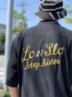 【RADIALL  / ラディアル】今の時代に響くLO-N-SLO!! STEP SIDE -OPEN COLLARED SHIRT S/Sのご紹介